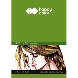 Blok A3 Do Rysunku Happy Color